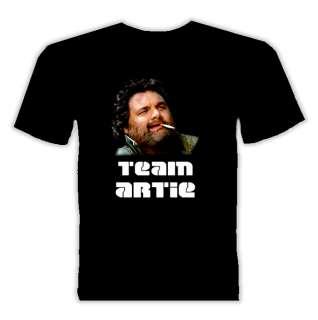 Artie Lange Howard Stern show funny t shirt Black
