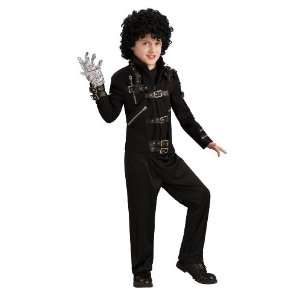 Lets Party By Rubies Costumes Michael Jackson Deluxe Bad Buckle Jacket