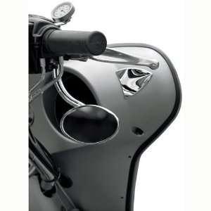 Paul Yaffe PYOBC C Bagga Chips Chrome For Harley Davidson