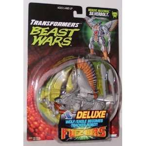 Kenner Year 1997 Transformers Beast Wars Fuzors Series