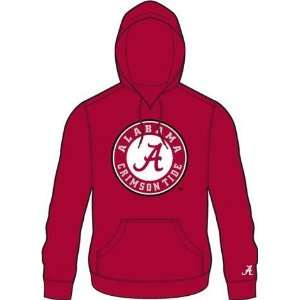 Alabama Crimson Tide Bama Mens Hooded Fleece Sweatshirt