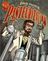 Home Biology Store   Louis Pasteur and Pasteurization (Inventions and