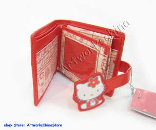 Sanrio Hello Kitty Wallet Coin Purse Bag Pouch Case T#13