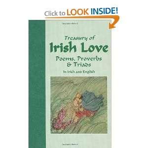 Treasury of Irish Love Poems, Proverbs & Triads