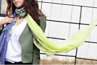 2011 New 12 Styles Womens Pretty Big Scarf Shawl Wrap