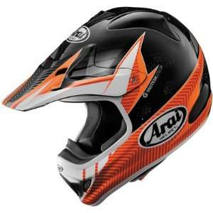 Arai Motion VX Pro3 Motocross Motorcycle Helmet   Orange