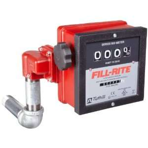 FR901M4200 1 Npt Mechanical Flow Fuel meter (Fill Rite