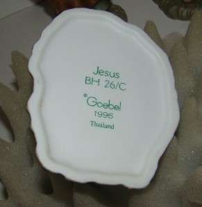 HUMMEL NATIVITY SET   Goebel Figurine JOSEPH, MARY, BABY JESUS
