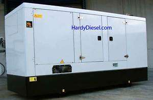 John Deere Powered 65 kW Generator Prime Power / Backup