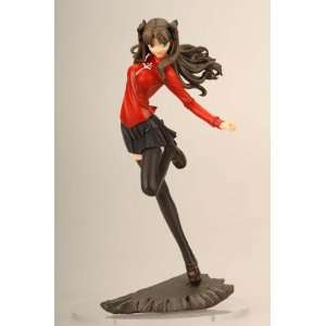 Fate/Stay Night Rin Tohsaka PVC Figure 1/6 Scale Toys