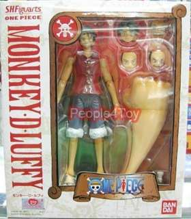Bandai S.H. Figuarts ONE PIECE MONKEY D. LUFFY Figure