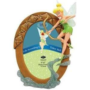 TINK LOVE frame featuring TINKER BELL by Disney   4x6