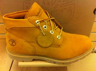 Timberland Basic Chukka Mens Boots Wheat Nubuck 22039