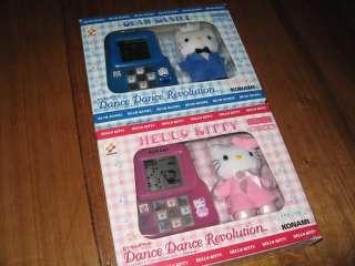 2X Beatmania DDR Hello Kitty Bemani Konami Pocket Game
