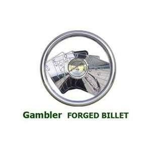 Gambler Full Wrap Billet Steering Wheels Automotive