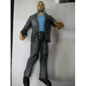 WWF Wrestling Eric Bischoff Action Figure By Jakks Pacific