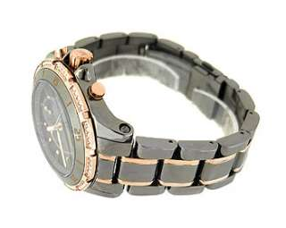 Michael Kors MK5554 Gun metal Round Dial Stainless steel Womens Watch