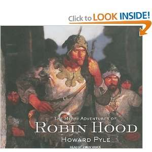 The Merry Adventures of Robin Hood (9781400117055) Howard
