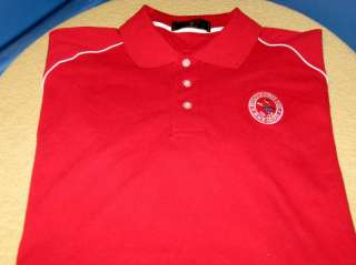 BETHPAGE STATE PARK Est 1936 Black Course   Embroidered GOLF Polo