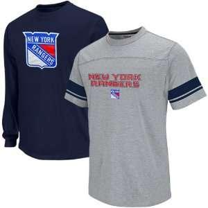com New York Ranger Apparel  Reebok New York Rangers Youth Navy Blue