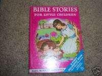 Vintage 1950 Bible Stories for Little Children book