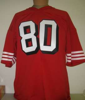 Signed/Autographed San Francisco 49ers 1994 Throwback Jersey