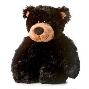 Aurora Plush 12 inches Bongo Bear   Black Toys & Games