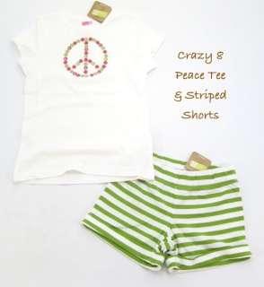 GIRLS SIZE 5 NEW NWT LOT GAP SPRING SUMMER CLOTHES SHORT SKIRT TANK