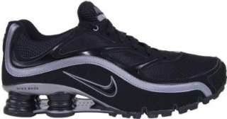 Nike Shox Turbo+ 9 Black Men Running Shoes 366410 005 Shoes