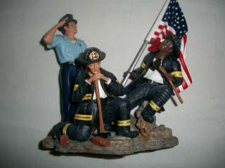 POCKETFUL OF HOPE   9 11 HEROS SALUTE FROM HOME INTERIORS EXCELLENT