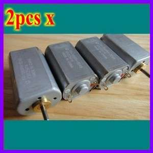 2pcs x 180 PH magnetic motor Micro DC motor High speed