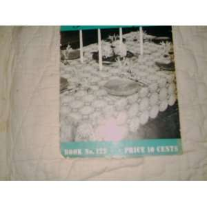 New Ideas in Crochet Table Topics  Books