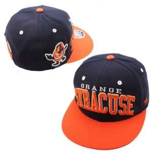 Zephyr Syracuse Orangemen Super Star Adjustable Hat