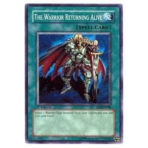 Yu Gi Oh!   The Warrior Returning Alive   Starter Deck