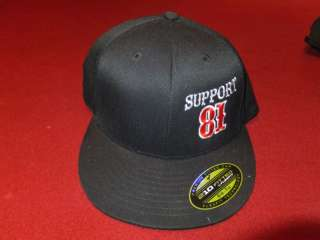 NEW* HELLS ANGELS 81 SUPPORT IN NOMADS FLAT BILL HAT