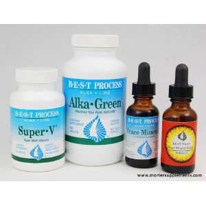 Natural Anti Aging Supplements Health & Personal Care