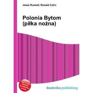 Polonia Bytom (piÅka nożna): Ronald Cohn Jesse