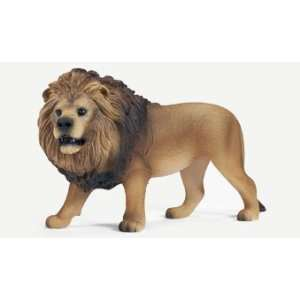 Schleich Retired Male Lion 14354: Toys & Games