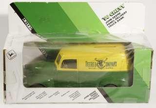 Ertl Diecast Truck Bank John Deere 50 Chevy MIB