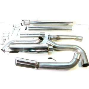 01 04 Chevy Silverado/sierra OBX Exhaust System 913