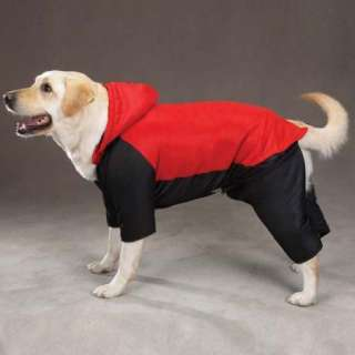 Casual Canine Dog Snowsuit Nylon Winter Coat