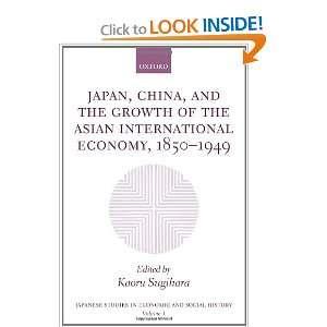 and Social History) (v. 1) (9780198292715): Kaoru Sugihara: Books