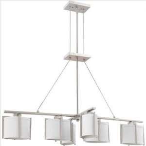 Nuvo Lighting 60/41 / 60/44 Portia Six Light Pendant   Energy Star