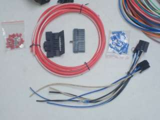 12v 24 Circuit 15 Fuse Street Rod Wiring Harness Kit
