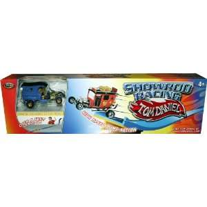 Tom Daniel Showrod Racing Track Set Paddy Wagon Vehicle Toys & Games