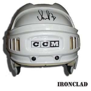 Alexander Ovechkin Washington Capitals Signed White Helmet