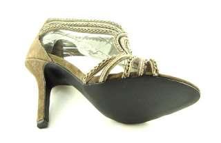 STEVEN STEVE MADDEN VELERI Taupe Suede Womens Shoes 6.5