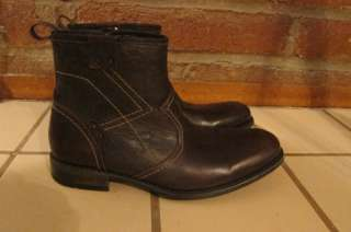 NEW Steve Madden Draykee Cowboy Boots Shoes MENS 11