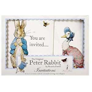 Peter Rabbit Boxed Invitations