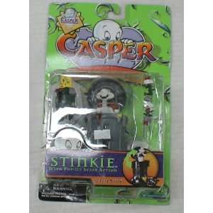 Casper the Friendly Ghost Stinkie Figure: Toys & Games